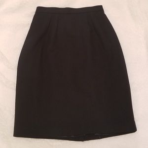 🛍 Worthington Fully Lined Wool Skirt